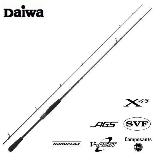 Caña Daiwa Prorex AGS Spinning 902HXHFSBF