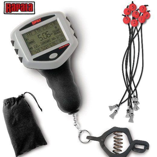 Pesimetro Bascula Rapala Tactil Kit 15 Lbs