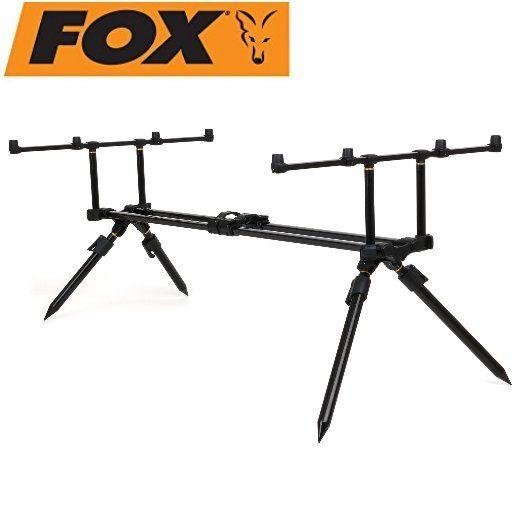 Rod Pod Fox Horizon 4 Cañas