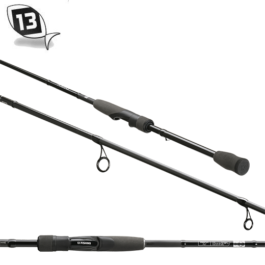 Caña 13 Fishing Defy Black 80MH