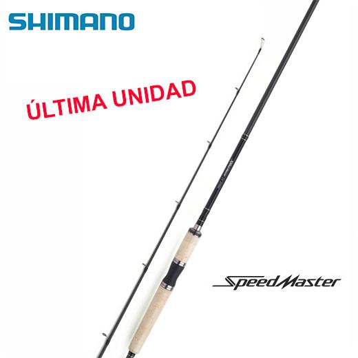 Caña Shimano Speedmaster CX 240 H