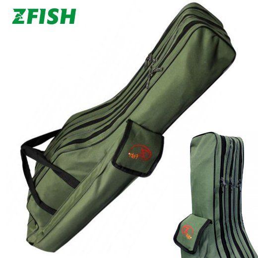 Funda Para Cañas Zfish Holdall 3 Cañas 110