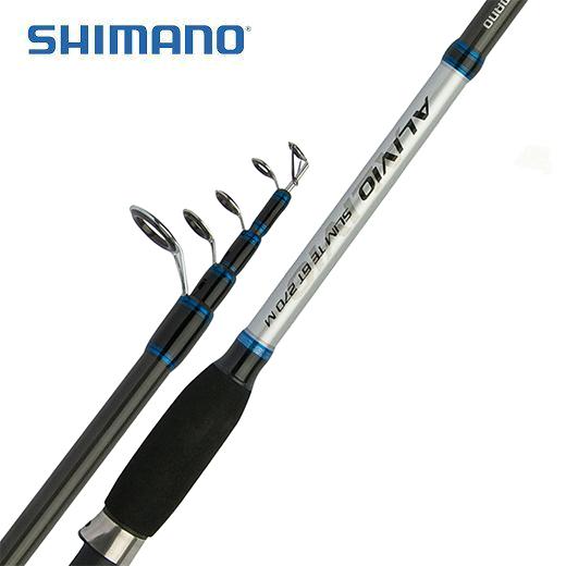 Caña Shimano Alivio Slim TE GT