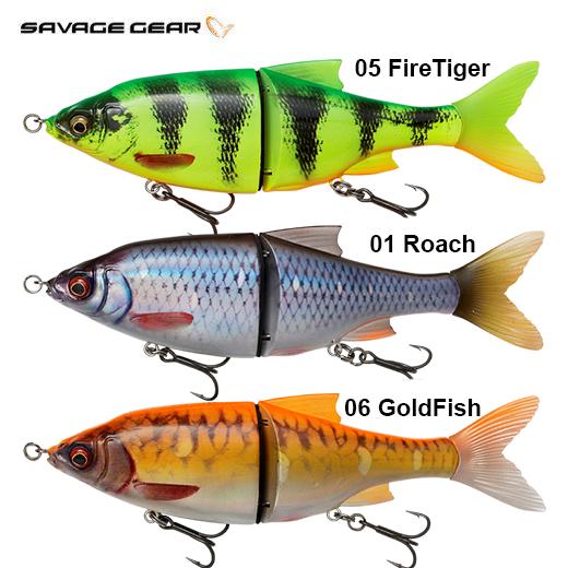 Señuelo Savage Gear 3D Roach Shine Glider PHP 180