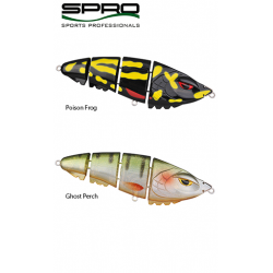 Señuelo Spro Screamin Quatro Devil Swimbait S150