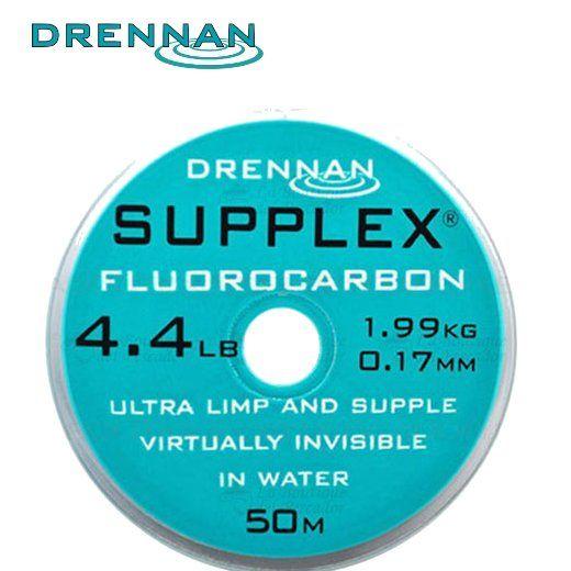 Fluorocarbono Drennan Supplex Fluorocarbon