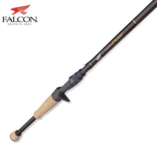 Caña Falcon Lowrider Hvy Cover Jig 74H