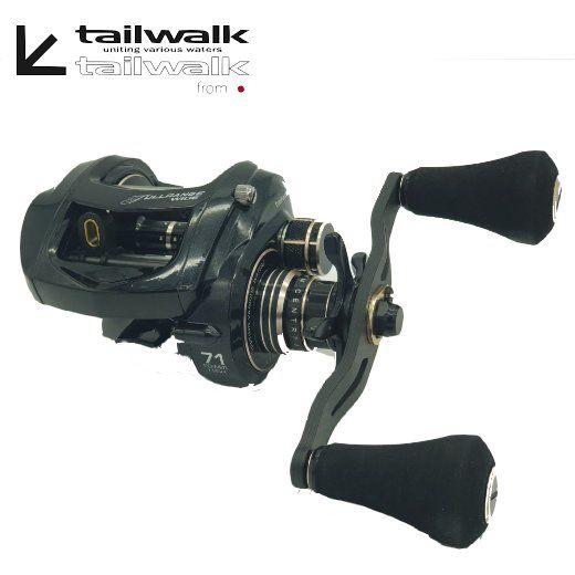 Carrete Tailwalk Fullrange Wide 71L Casting (Special Swimbaits)