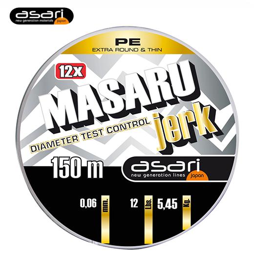 Trenzado Asari Masaru Jerk 150m