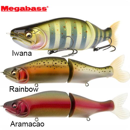 Señuelo Megabass I Slide 185