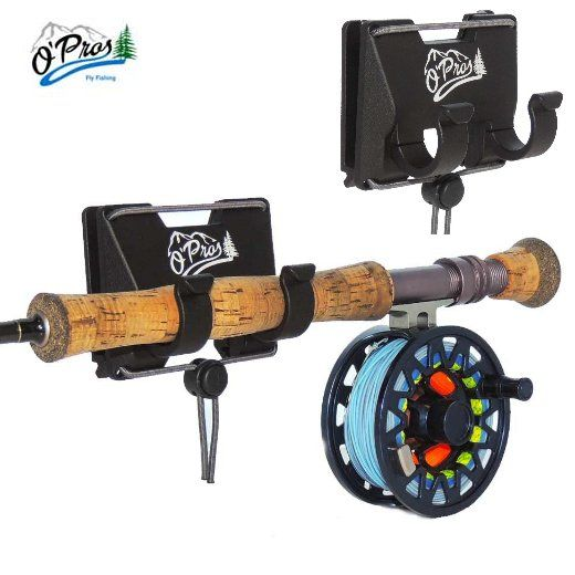 Porta Cañas Manos Libres Opros Fly Fishing Rod Holder
