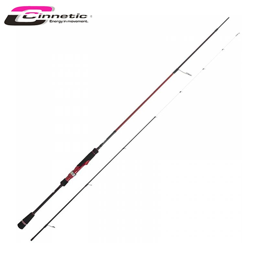 Caña Cinnetic Crafty CRB4 Rockfish STS 225L