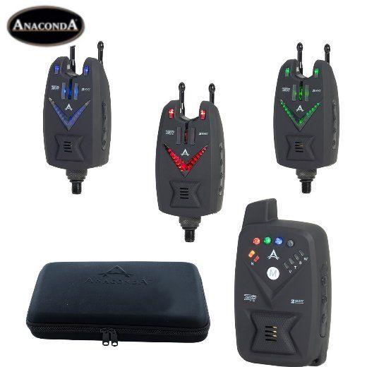 Kit Alarmas Anaconda TSR 2Way 3 + 1