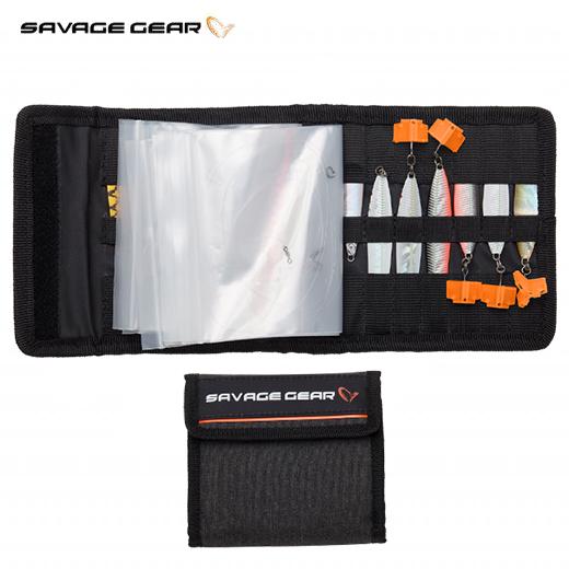 Bolsa Organizador Señuelos Savage Gear Flip Wallet Rig And Lure Holds