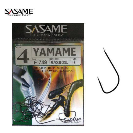 Anzuelo Sasame Yamame F-749