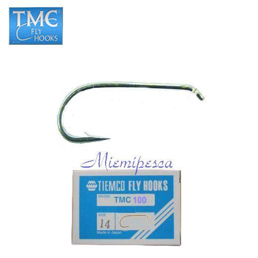 Anzuelo Tiemco TMC 100 - 25 Unidades