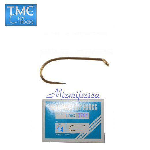 Anzuelo Tiemco TMC 3761 - 25 Unidades