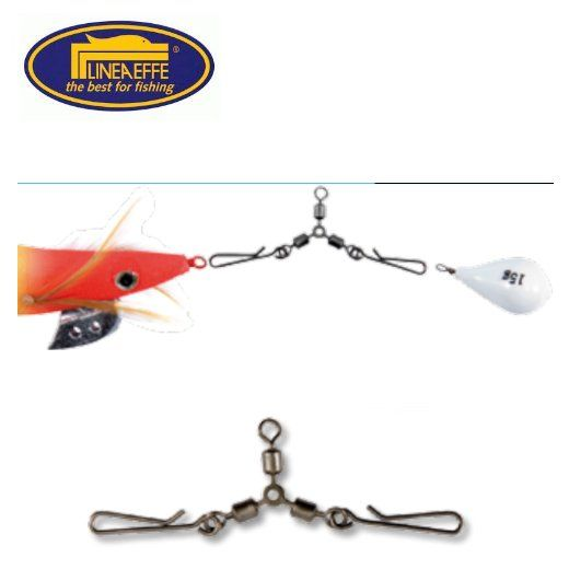 Emerillon Doble LineaEffe Rolling Lead System