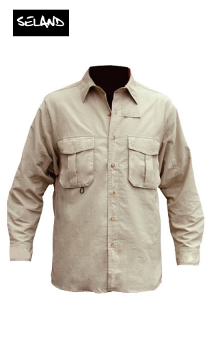 Camisa Seland Transpirable