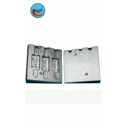 molde plomos feeder M0077