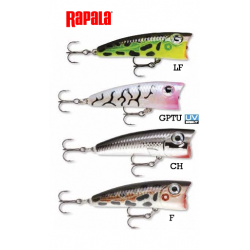 Señuelo Rapala Ultra Light Pop