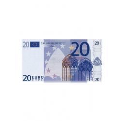 MONEDA DE PAGO  20€