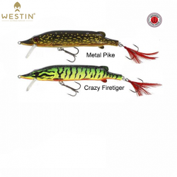 Señuelo Westin Mike The Pike 14 Cm