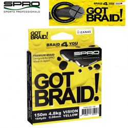 Trenzado Spro Got Braid
