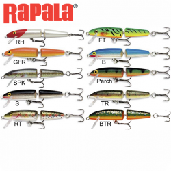 Señuelo Rapala Jointed Floating J11