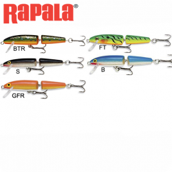 Señuelo Rapala Jointed Floating 5 Cm