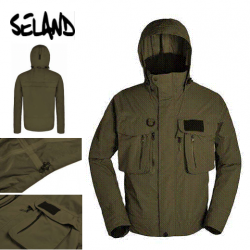 CHAQUETA TRANSPIRABLE SELAND HQ