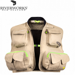 Chaleco Riverworks Fly Master