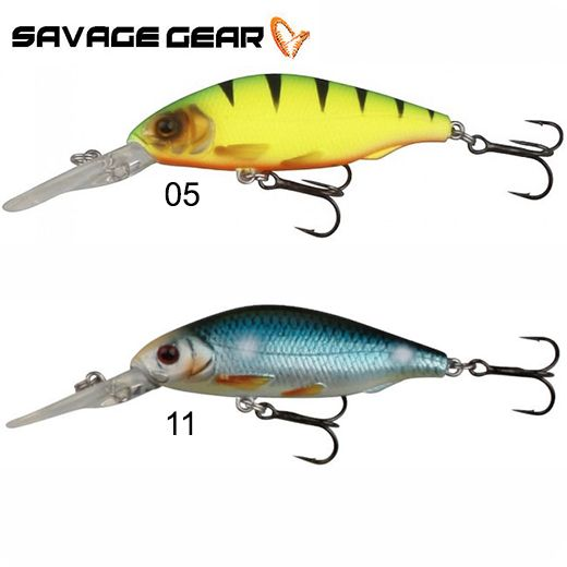 Señuelo Savage Gear Diving Prey 9cm 21g