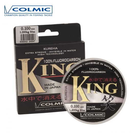 Fluorocarbono Colmic King