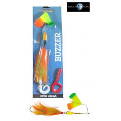 Cucharilla BlueFox Clacker Vibrax