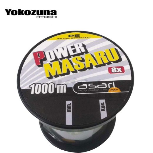 Trenzado Asari Power Masaru 1000m