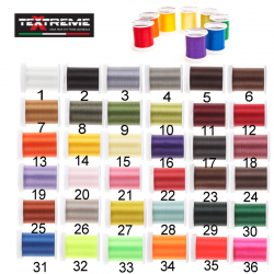 Hilo De Montaje Textreme Standard (8/0)