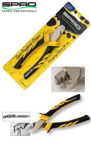 Alicate Spro Crimping Pliers 14 cm
