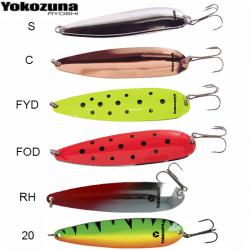 Cucharilla Yokozuna Mega Pike - 47gr
