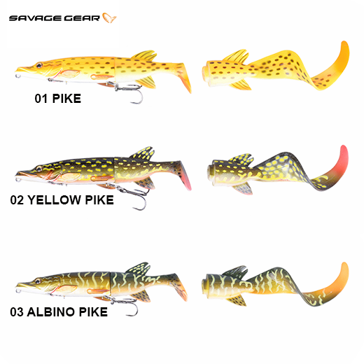 Savage Gear Hybrid Pike Lucio 17 Cm