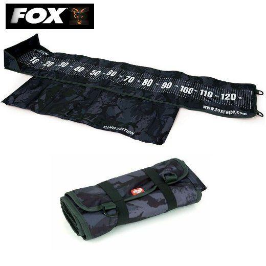 Alfombrilla De Medida Fox Rage Voyager Camo