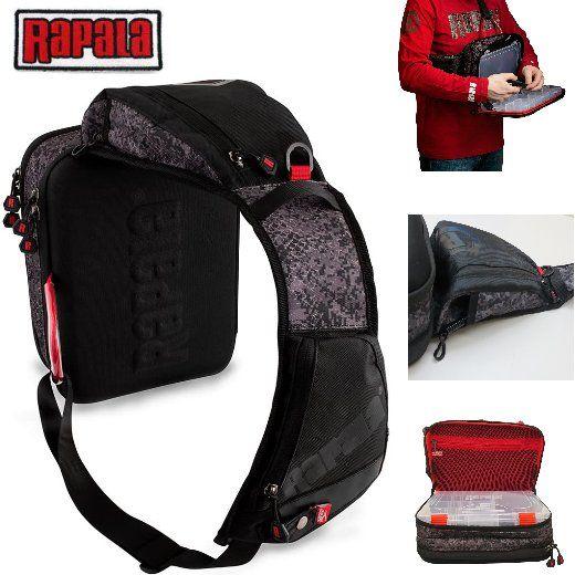Bolsa Rapala Urban Classic Sling Bag Con Cajas